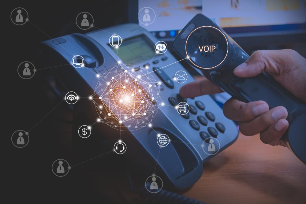 هاتف IP - IP Phone